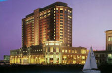 Boston Seaport Hotel and World Trade Center Technology Rentals