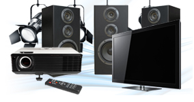Audio-Visual Rentals In Seattle, Washington