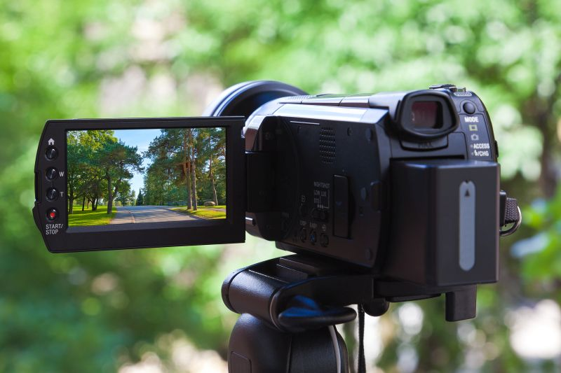 Camcorder Rentals for Your Next Event