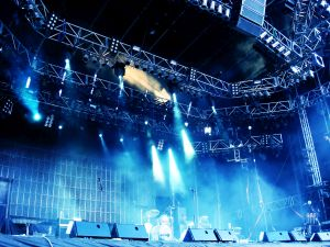 Pair Your Sound System Rental With Event Support