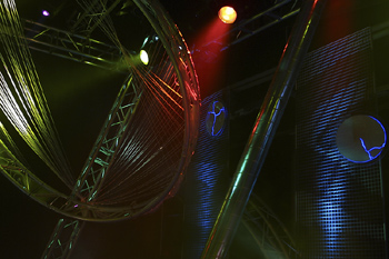What's a Flying Screen? (Event Planning)