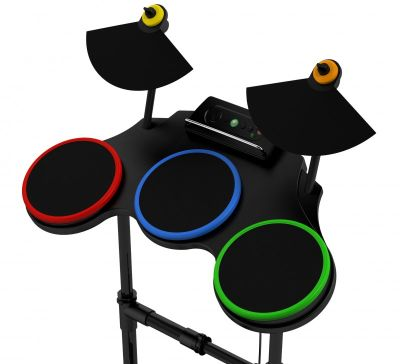 Harmonix drum kit for xbox 360