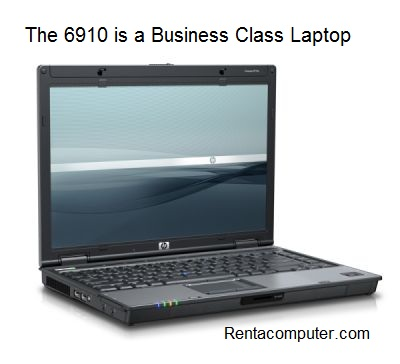 HP 6910 Laptop Rental Summer Sale Save 20%