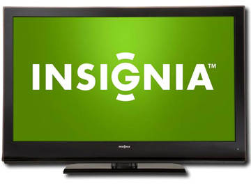 Insignia Plasma Display