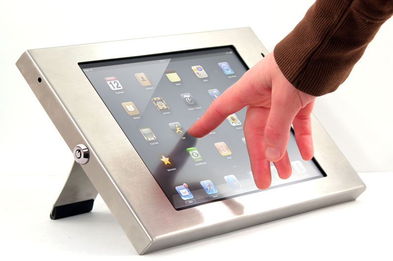 Ipad Kiosk Rentals From Rentacomputer Com