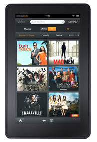 The Kindle Your Summer Fire Sweepstakes