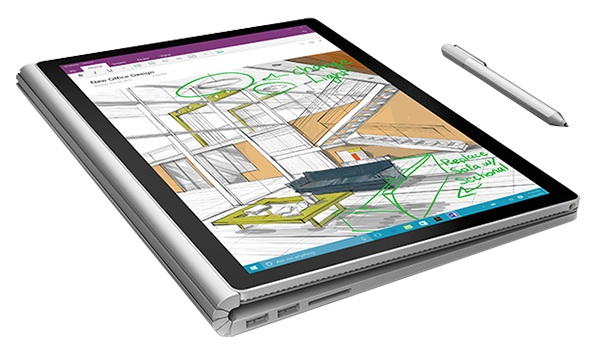 Microsoft Surface Book Rentals