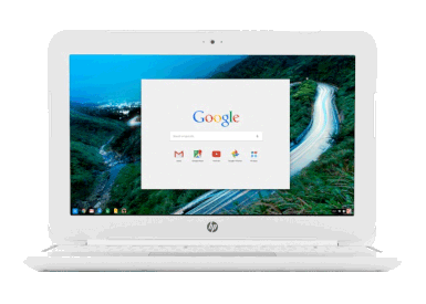 Chromebook Flint laptops for rent