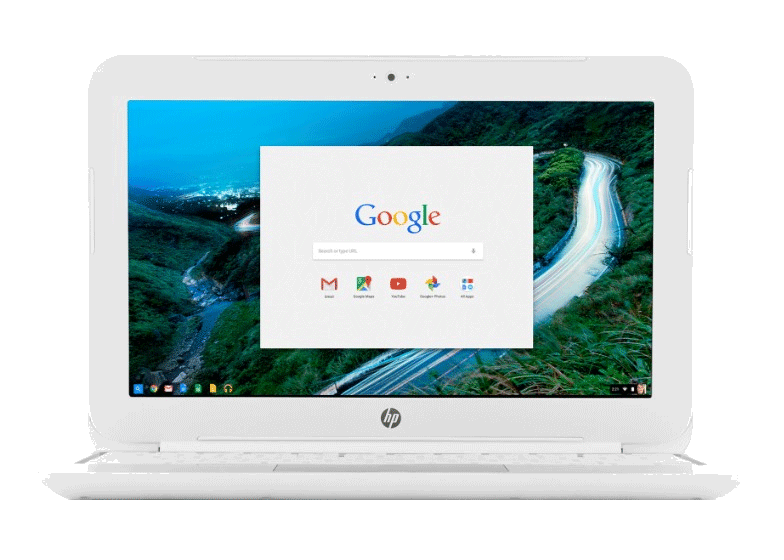Chromebook laptops