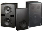 Electro Voice Cinema Speaker System Rentals