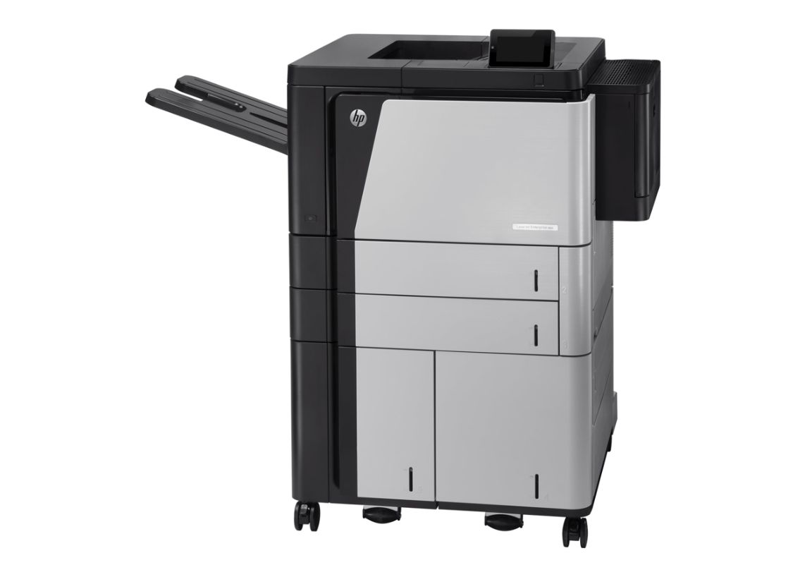 HP copier machine