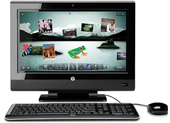 HP TouchSmart Desktop Rentals