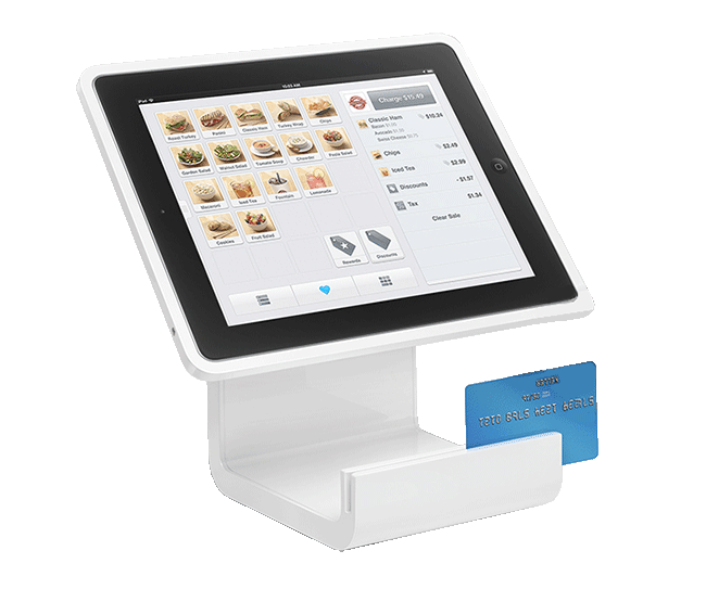 iPad Square Stand Point of Sales Rentals
