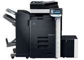 Konica Minolta Color Copiers
