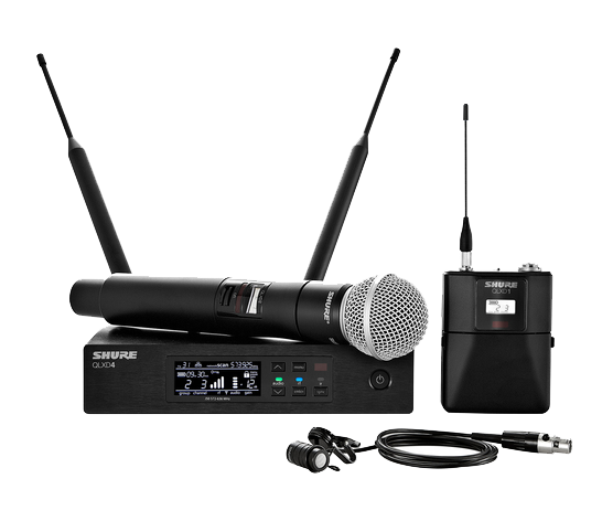 Microphone System Rentals