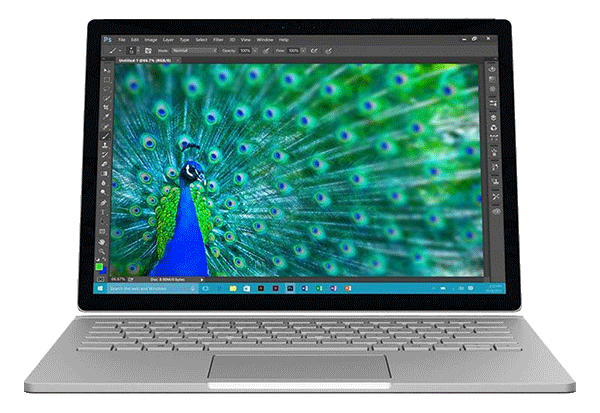Microsoft Surface Books