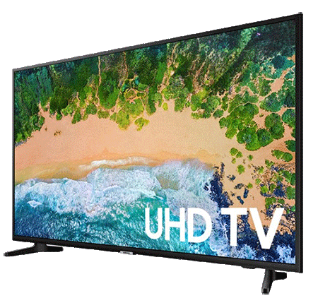 Samsung Display Rental
