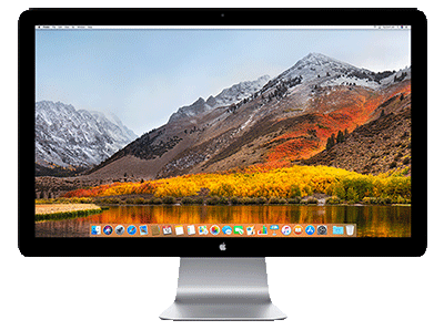 Thunderbolt Display Rentals