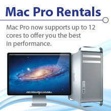 Apple Mac Pro rentals