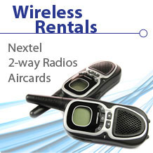 Wireless Rentals