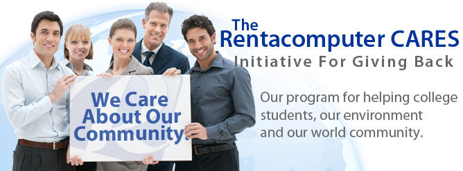 Rentacomputer CARES Initiative