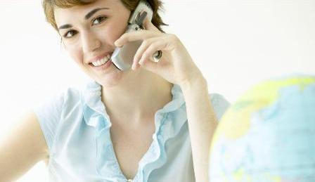 A Tech Travel Agent on the Phone