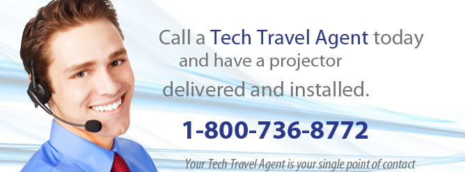 Your Tech Travel Agent is your one point of contact for Enterprise Server Rentals