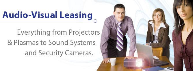 Audio-visual Leasing