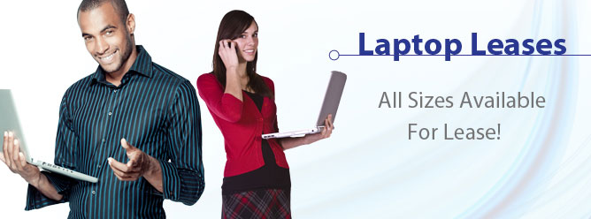 Laptop Leases: All Sizes Available For Lease!