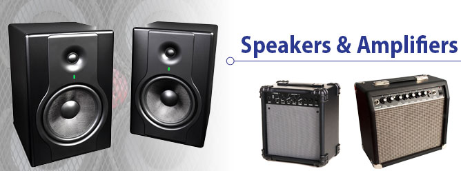 Speaker and Amplifier Rentals