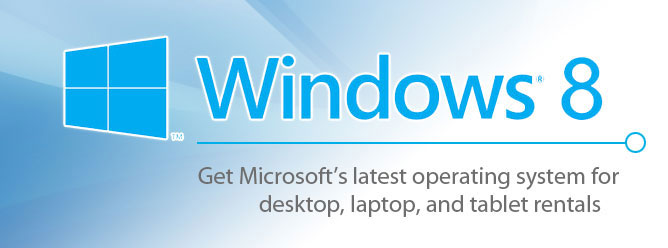 Windows 8 Rentals