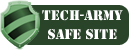 Website Verified as Tech-Army Safe Site