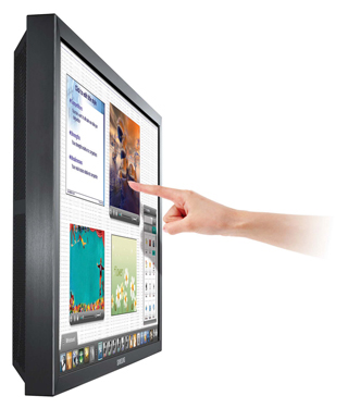 Touchscreen Display Rentals